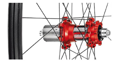 Fulcrum Red Metal 29 hub