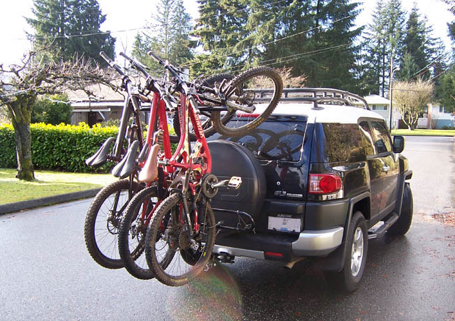 Best Hitch Mount Bike Rack >> Best Hitch Mounted Bike Rack For The Front Range Mtbr Com