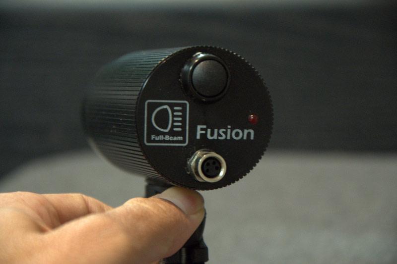 Full-Beam Fusion