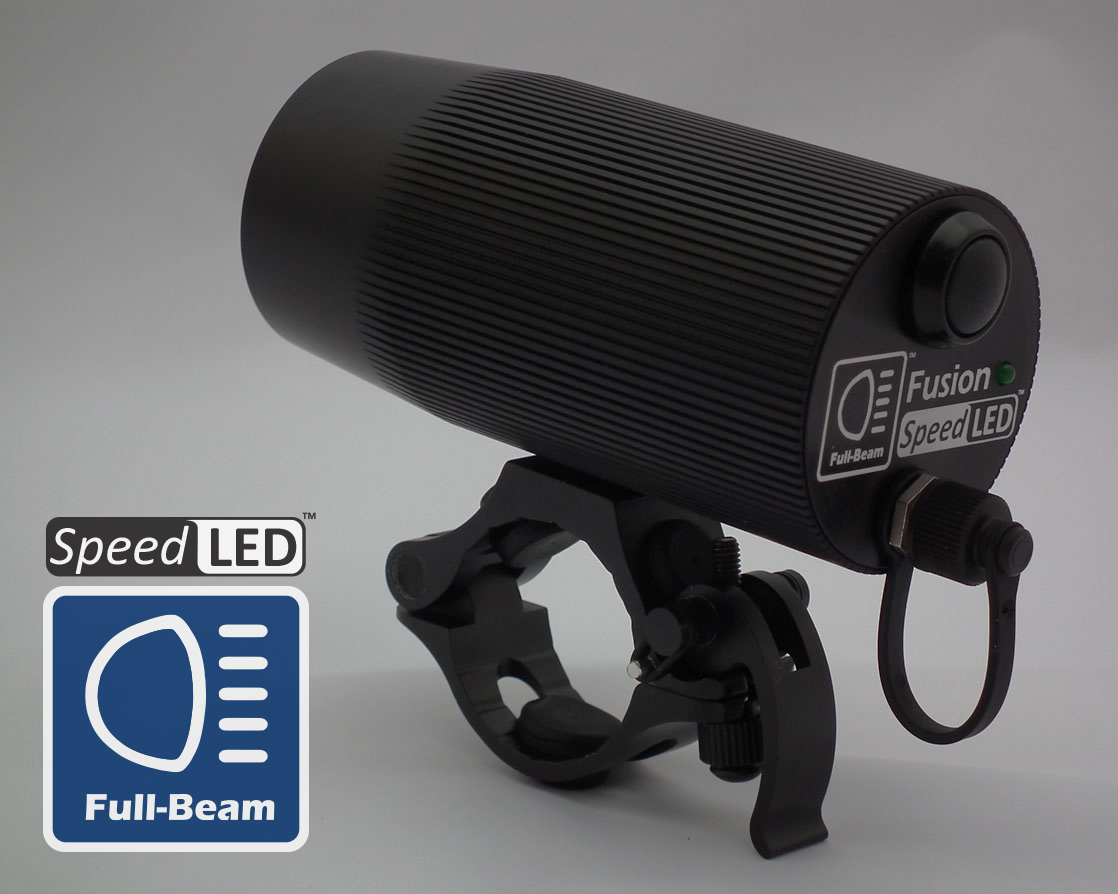 Full Beam Fusion Speed LED Rear