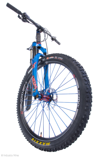 The Pisgah Project bike raffle- Mtbr com