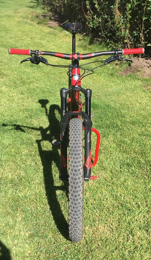 "35mm x 760mm MTB Mountain Race Face Ride XC 1/"" Riser Handlebar 31.8 x 740mm"