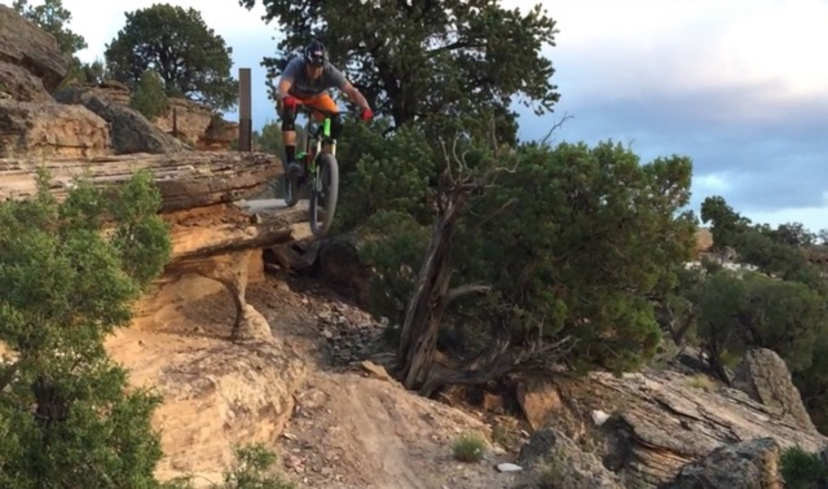 Jeff Lenosky Trail Boss Series takes on Free Lunch
