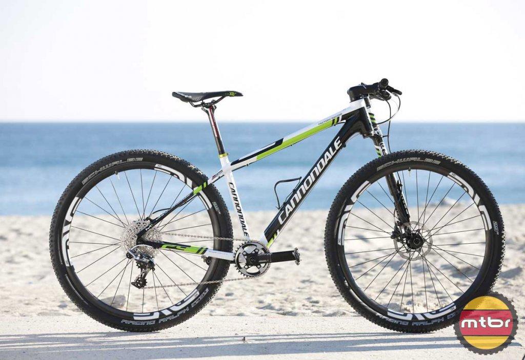4e45fa55001 Cannondale team factory colors+ new 29er frame-fumic-f29-race-bike.