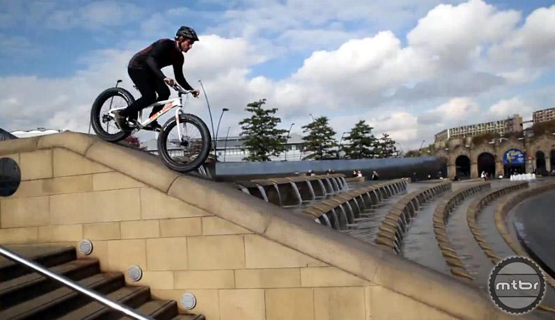 On-One Fun Fatty - city stunts