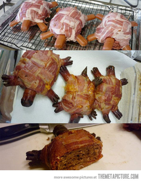 Anyone made german turtles?-funny-turtle-food-bacon-sausage.jpg