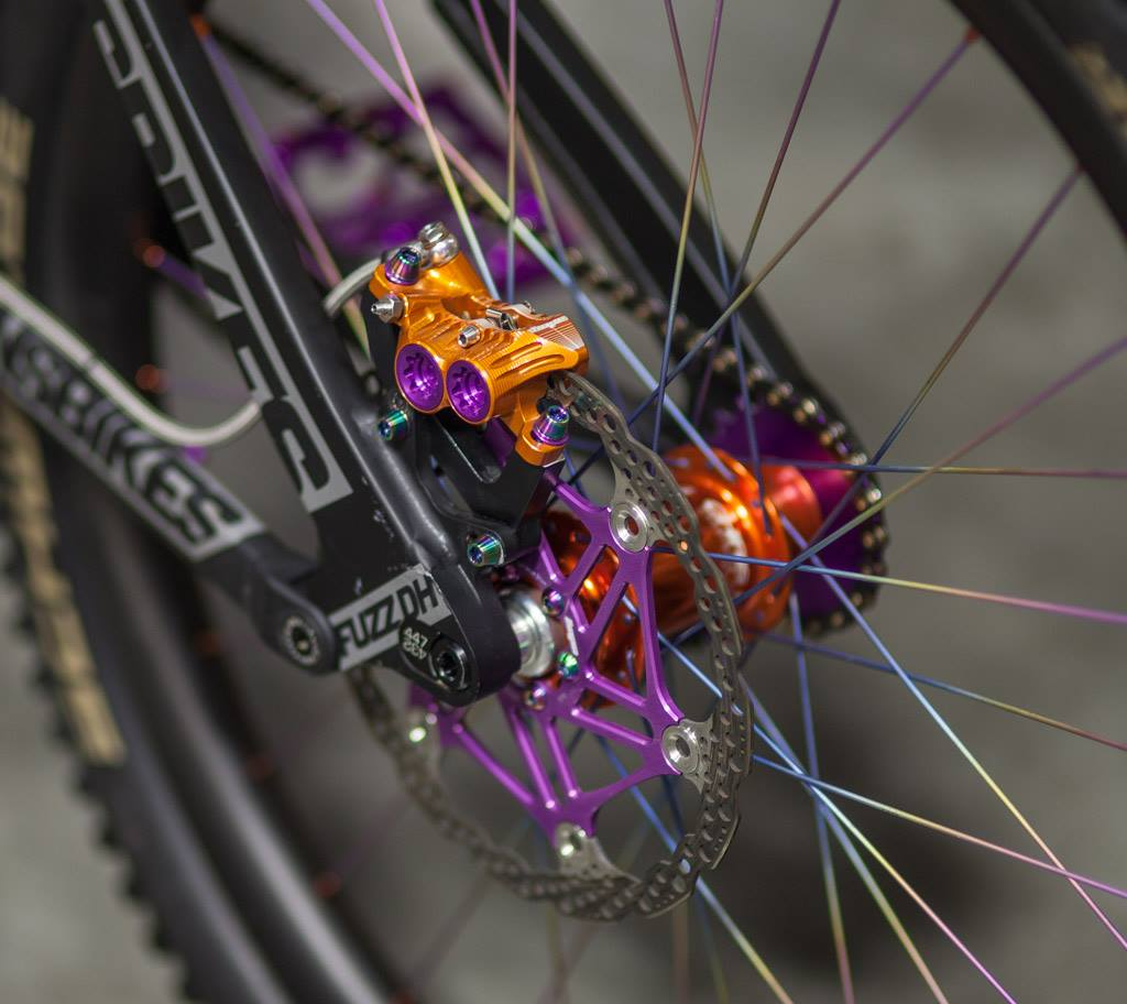 ti bolts on an am bike how much weight can one realistically remove for how much. Black Bedroom Furniture Sets. Home Design Ideas