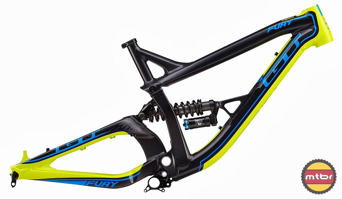 GT 2014 26M Fury Frame Team Black