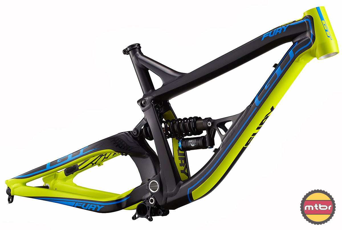 GT 2014 26M Fury Frame Team Black Hero