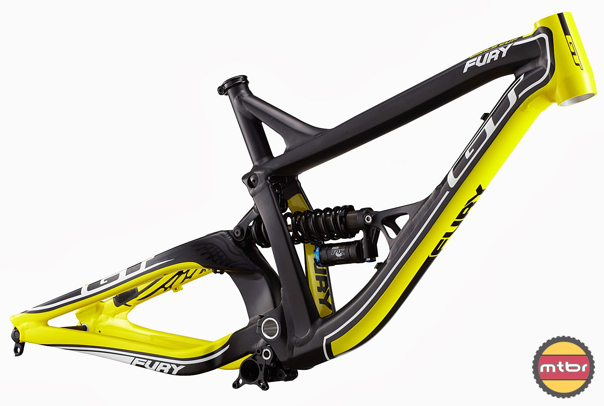 GT 2014 26M Fury Frame WC Black Hero