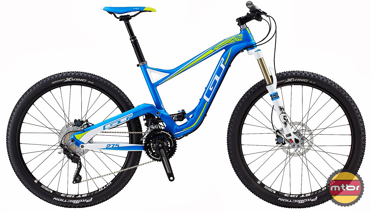 GT 2014 650M Sensor Pro Blue