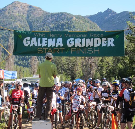 Galena Grinder start