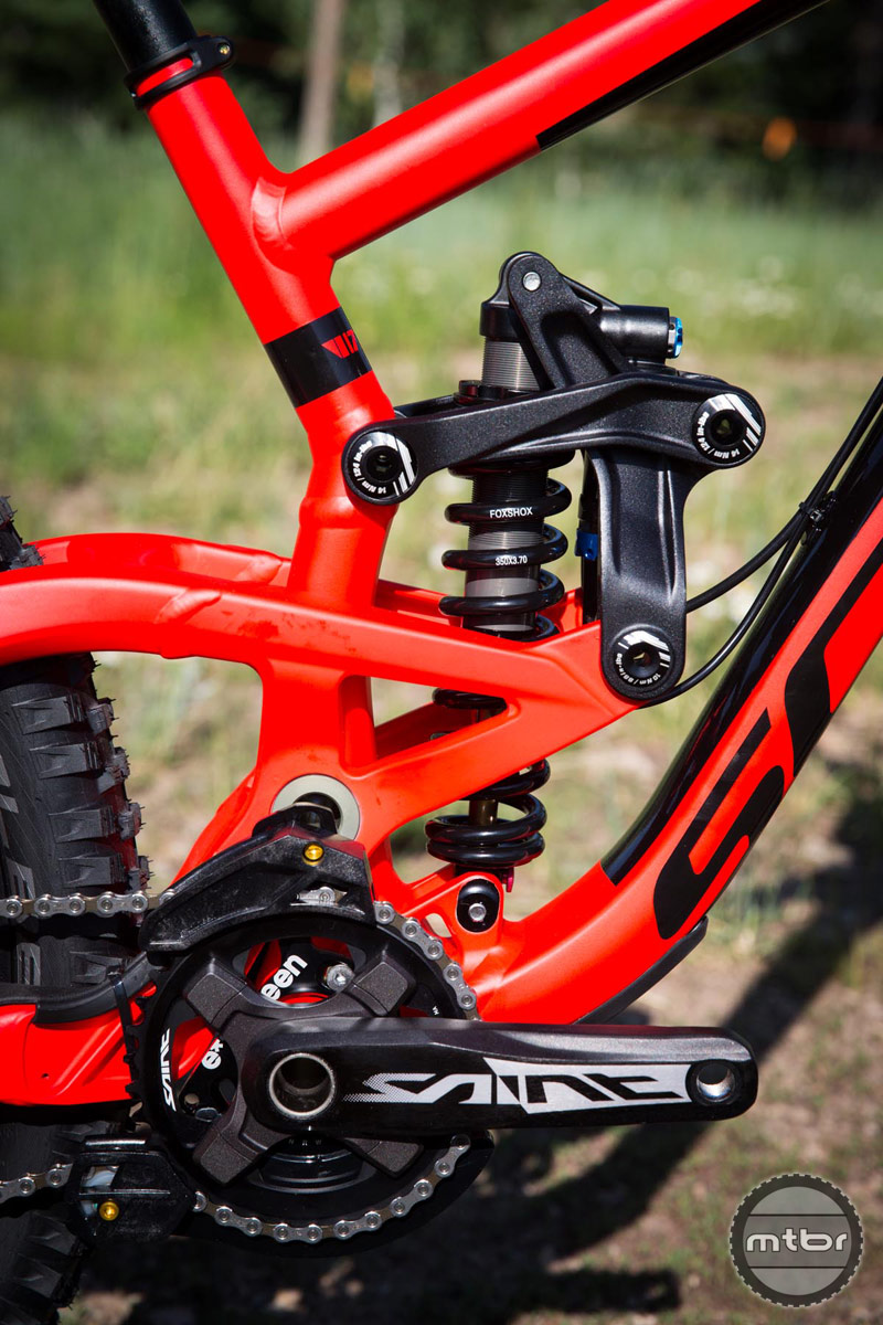 2015 Scott Gambler 710 cranks