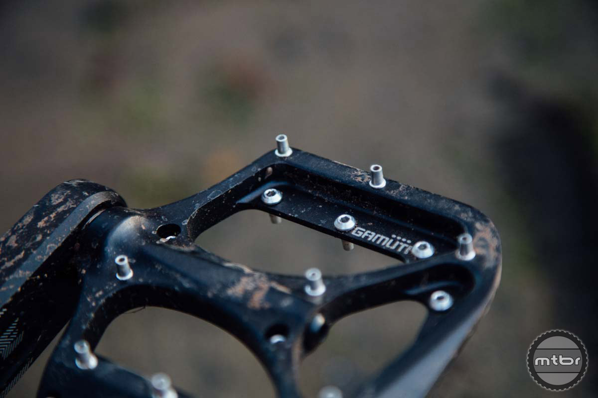 Gamut Podium Flat Pedal Review Mountain Bike Reviews Forum