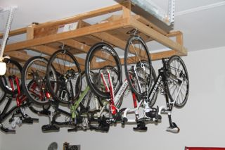 Good Home Brewed Bike Storage Solutions Help Wanted Mtbr Com