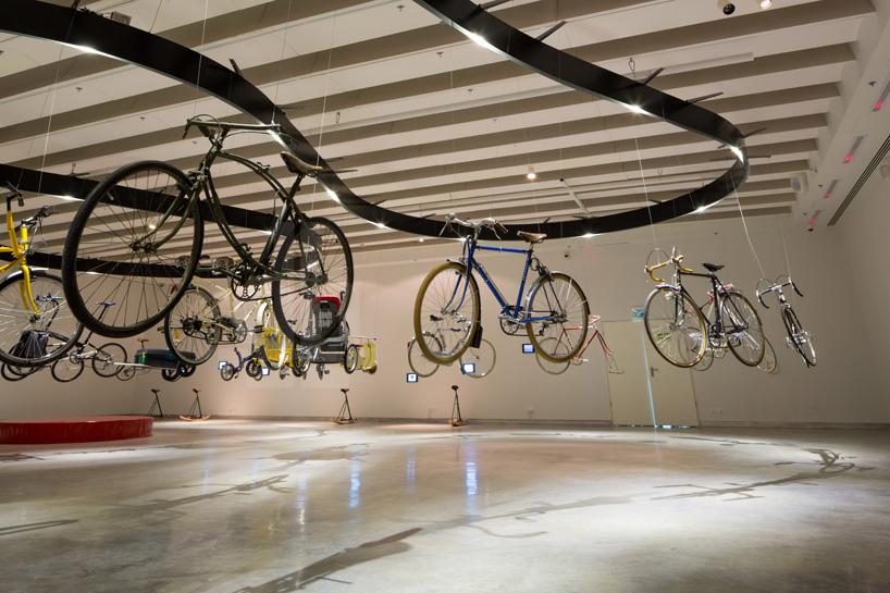 Bicycle Design...or Bedwards' Garage?