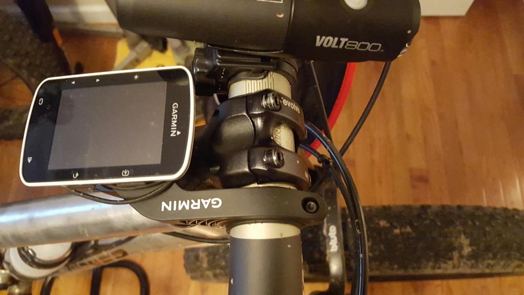 Garmin Out-Front Bike Mount