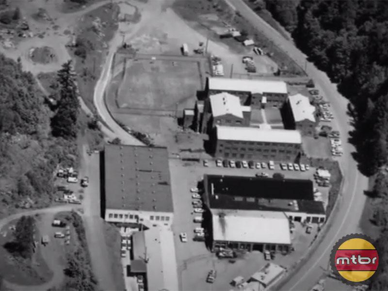 1976 Aerial Photo