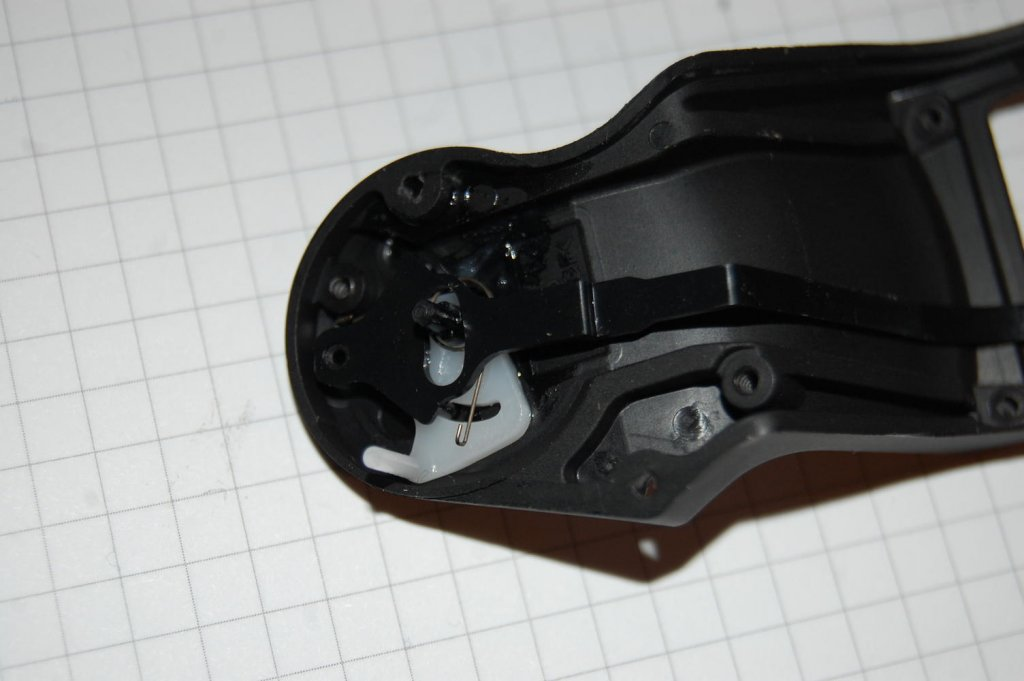 Xt M770 Shifter Indicator Help