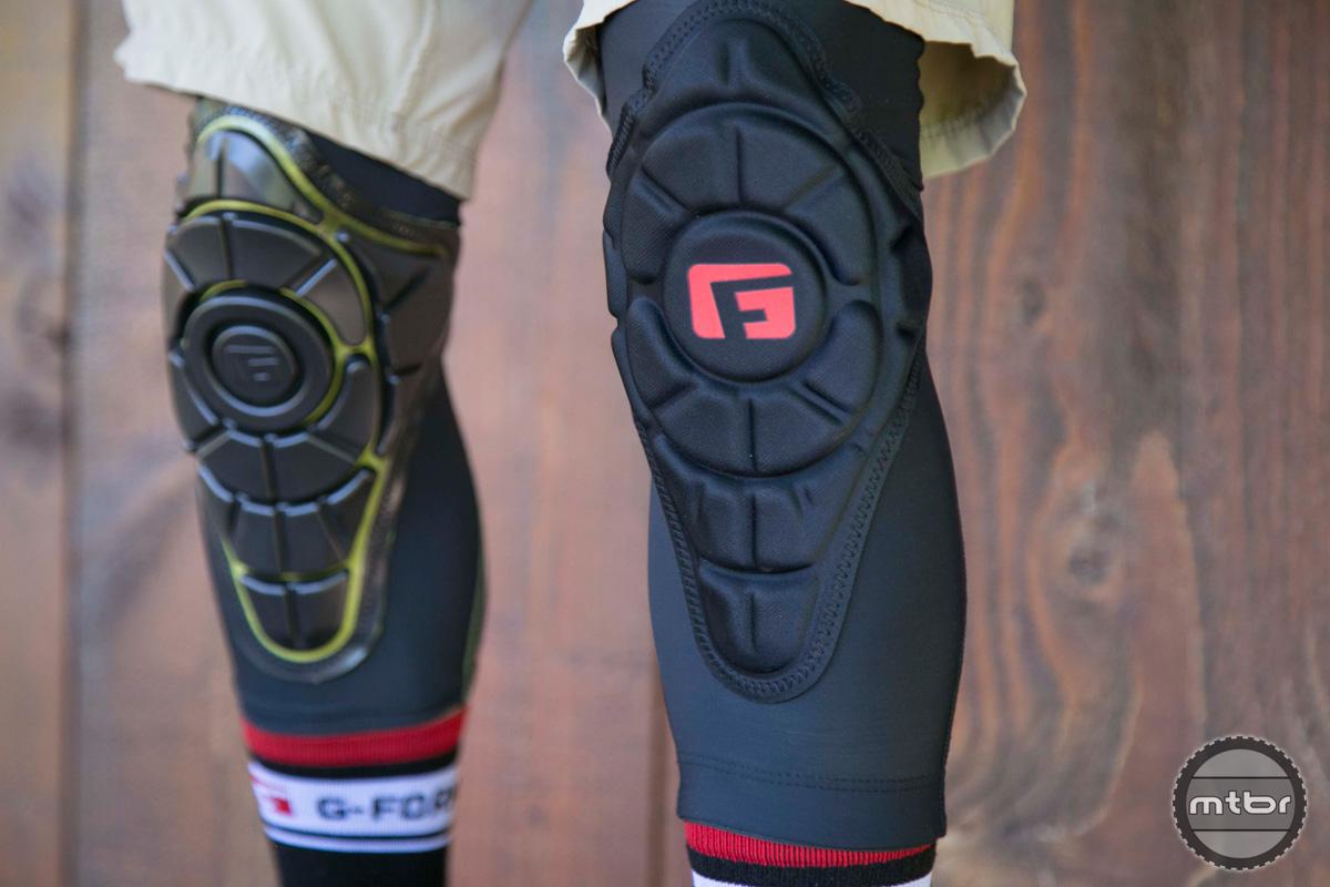 G-Form Pro Slide Versus Pro X