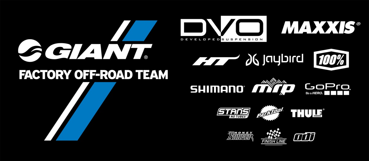Giant Factory Off-Road Team partners with DVO Suspension