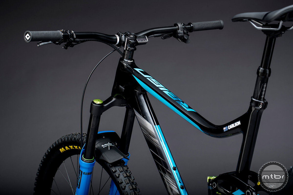 2018 Giant Factory Off-Road Team Bikes
