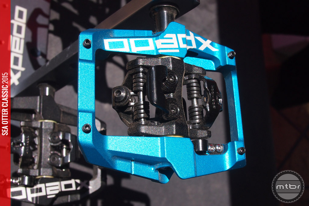 The Xpedo is an all new clipless DH pedal with a retail of $129.