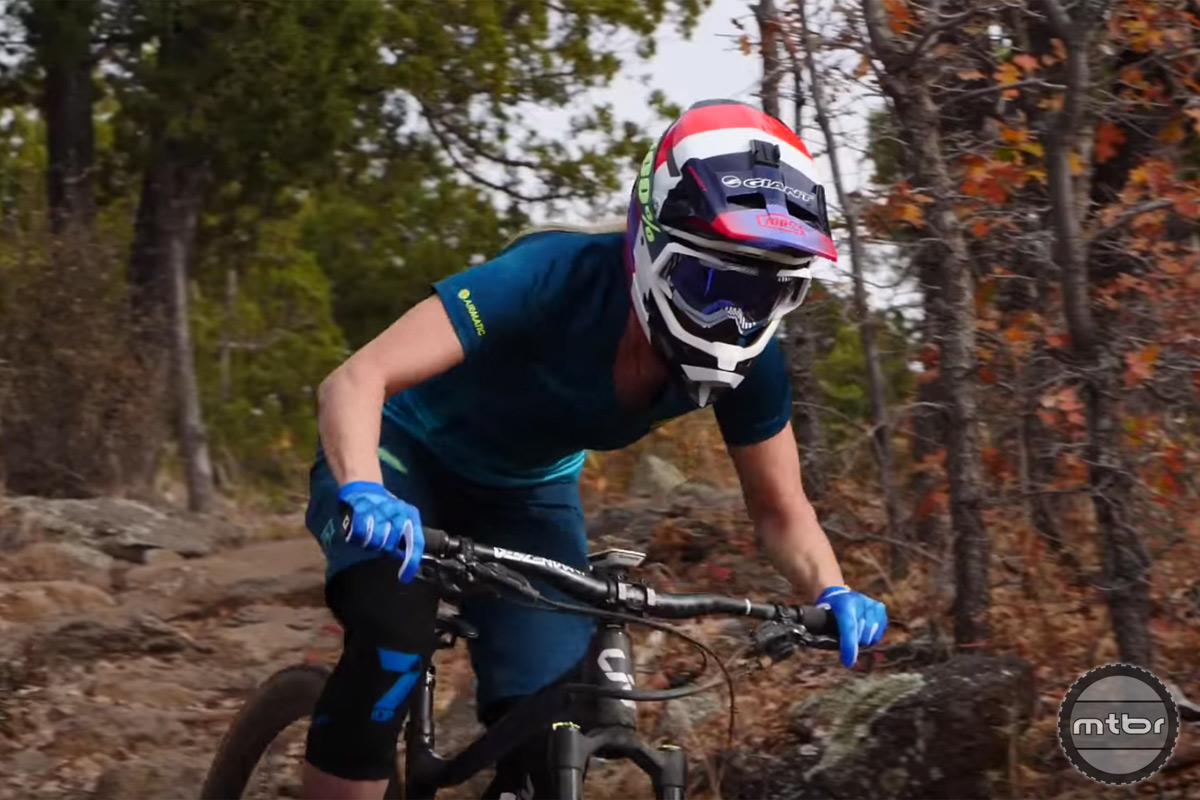 Giant Factory Off-Road Team preps for season