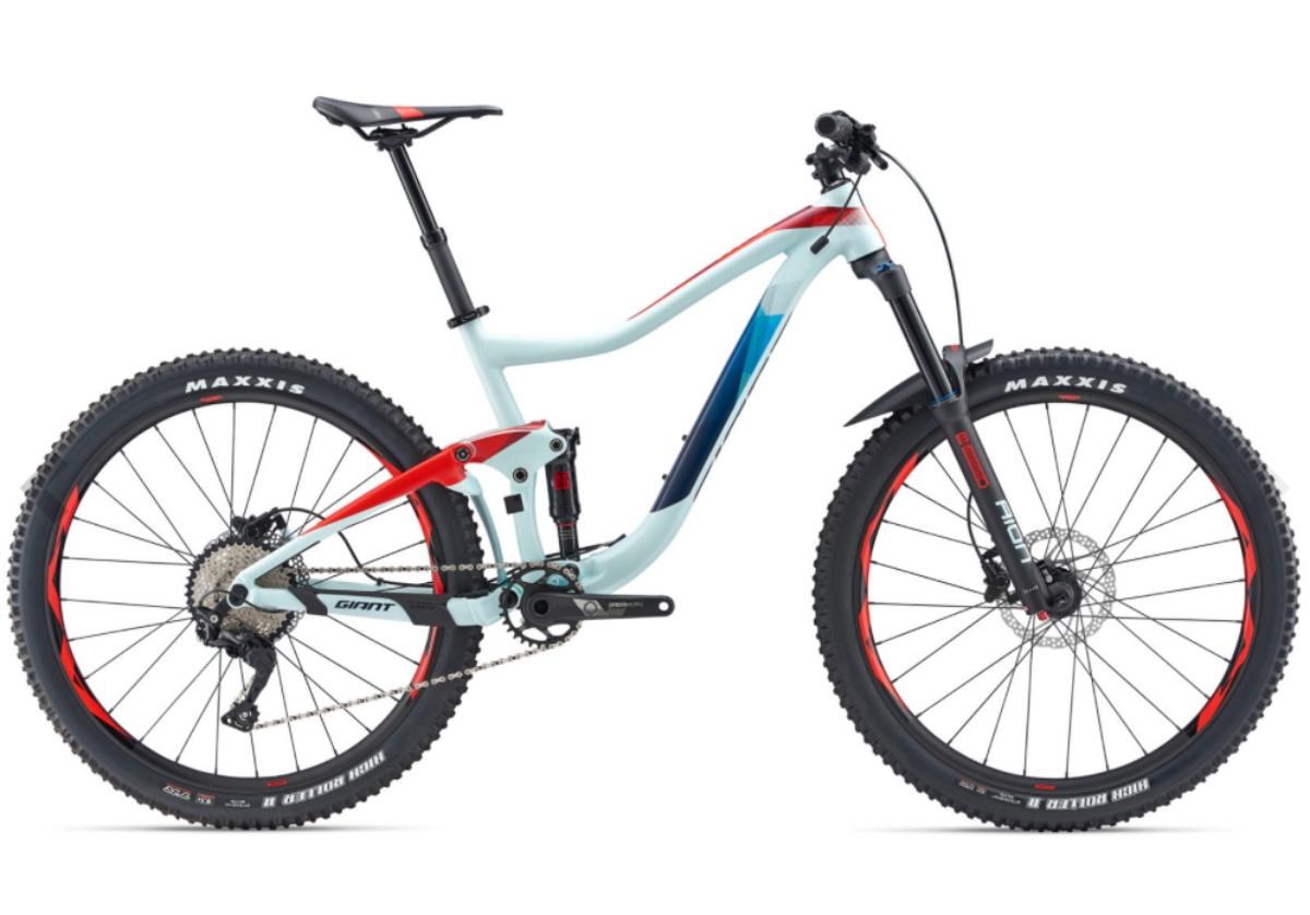Best Mountain Bikes Under $2000: Giant Trance 3