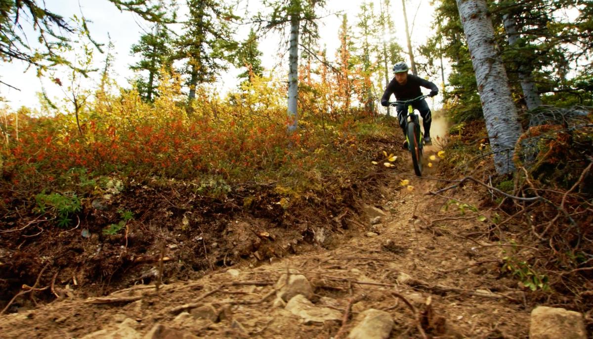 Reece Wallace Explores the Yukon
