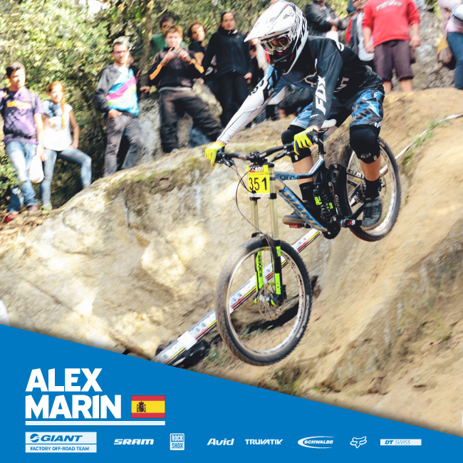 Giant Bicycles Alex Marin