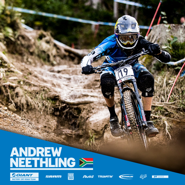 Giant Bicycles Andrew Neethling