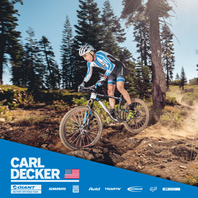 Giant Bicycles Carl Decker