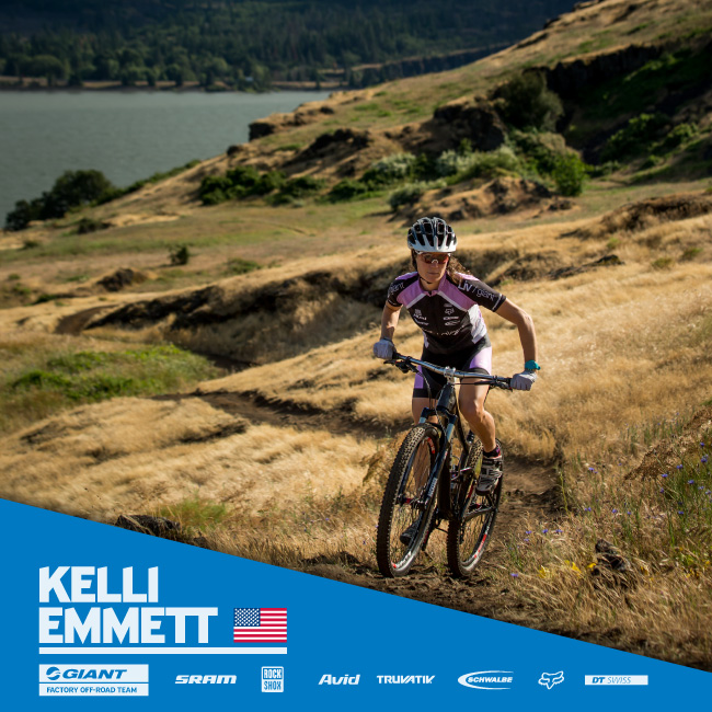 Giant Bicycles Kelli Emmett