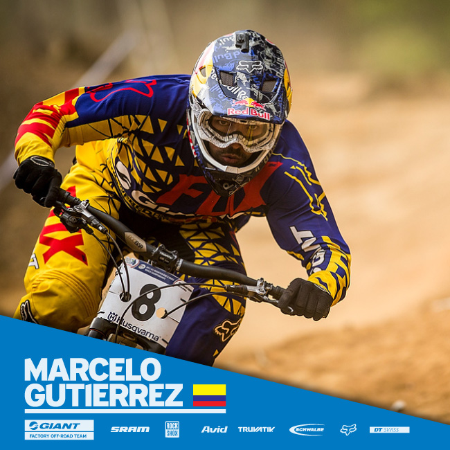 Giant Bicycles Marcello Gutierrez