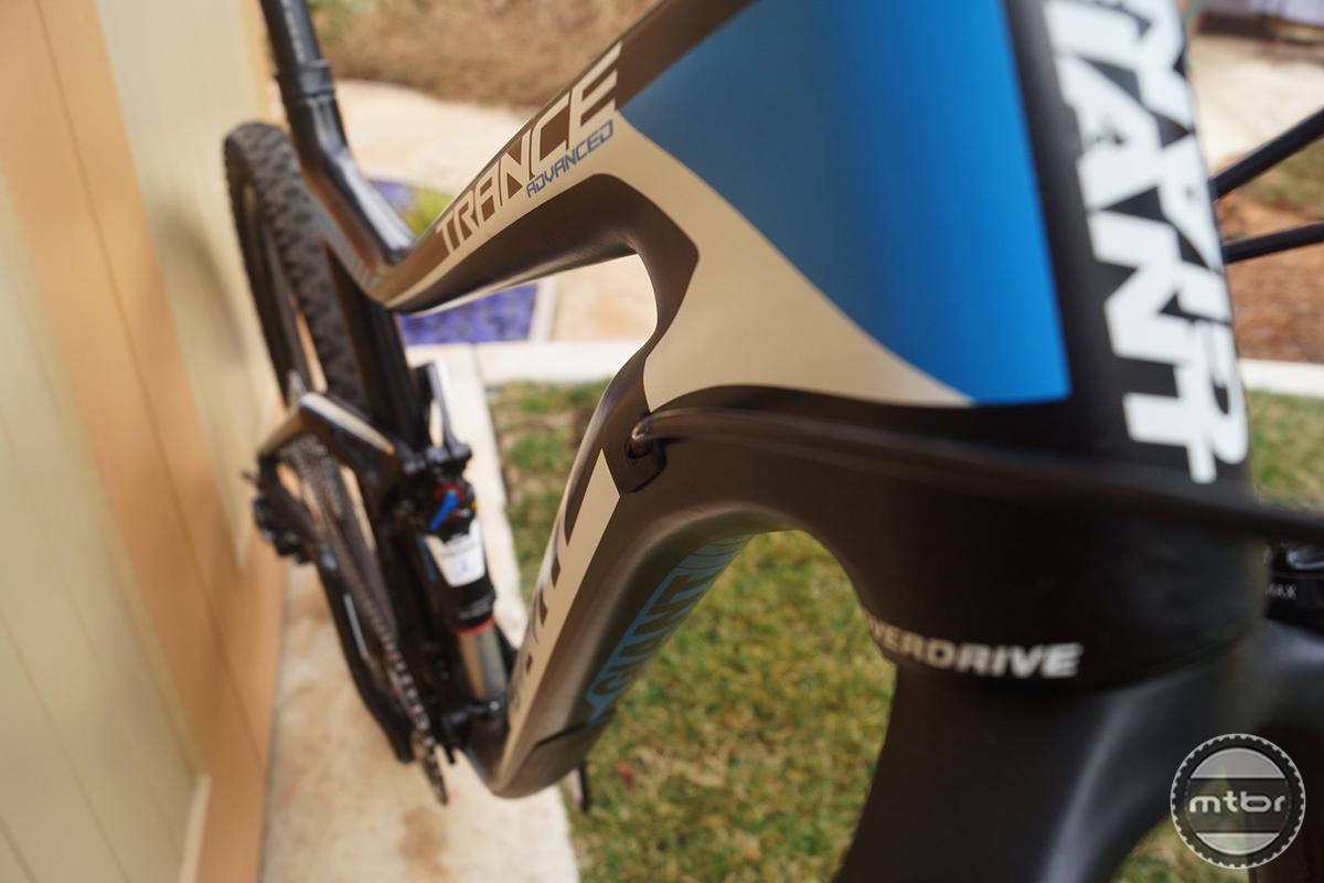Giant Trance Advanced 27.5 0 Cables