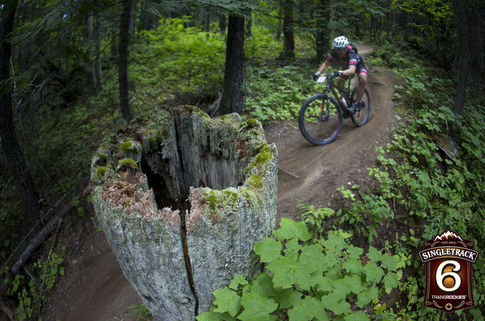 2016 Singletrack 6 -- Stage 1