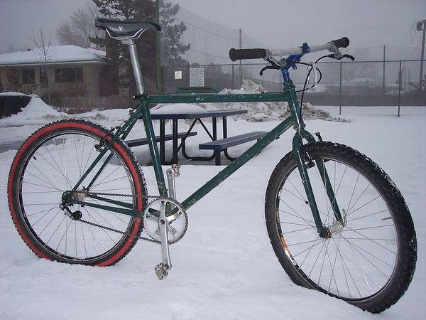 My Otherbike Is A Bike Pron Mtbr Com