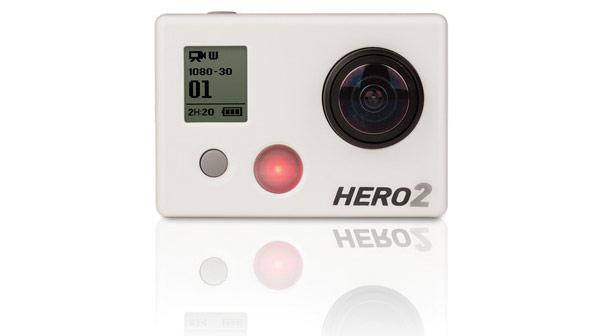 Go Pro HD Hero2