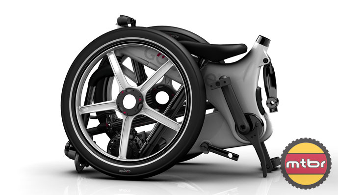 GoCycle G2R Electric Folding Bike