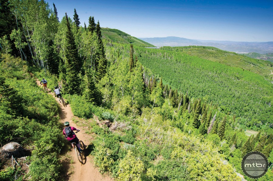 IMBA plans investigate and pursue legislation that realigns existing Wilderness boundaries to re-open trails to people riding mountain bikes, but will not seek to amend the Wilderness Act of 1964.