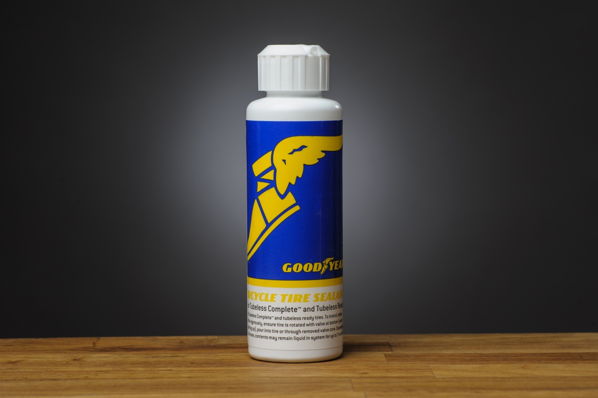 Goodyear bicycle tire sealant