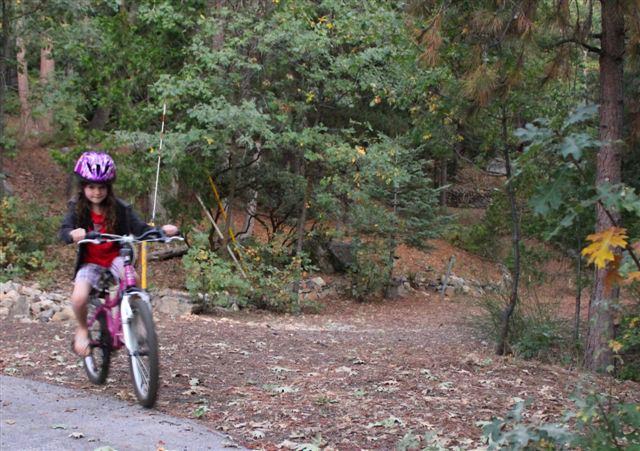 Kid's Mountain or Road Bike Ride Picture Thread-goofing-off-out-front.jpg