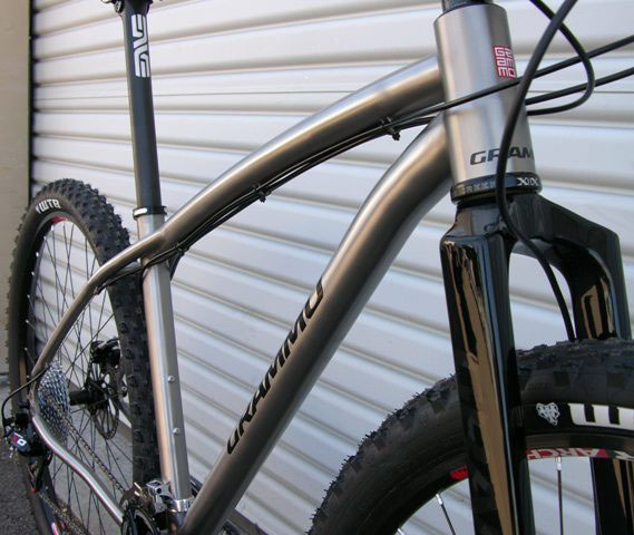 Grammo Ti Hard Tail 29 Front