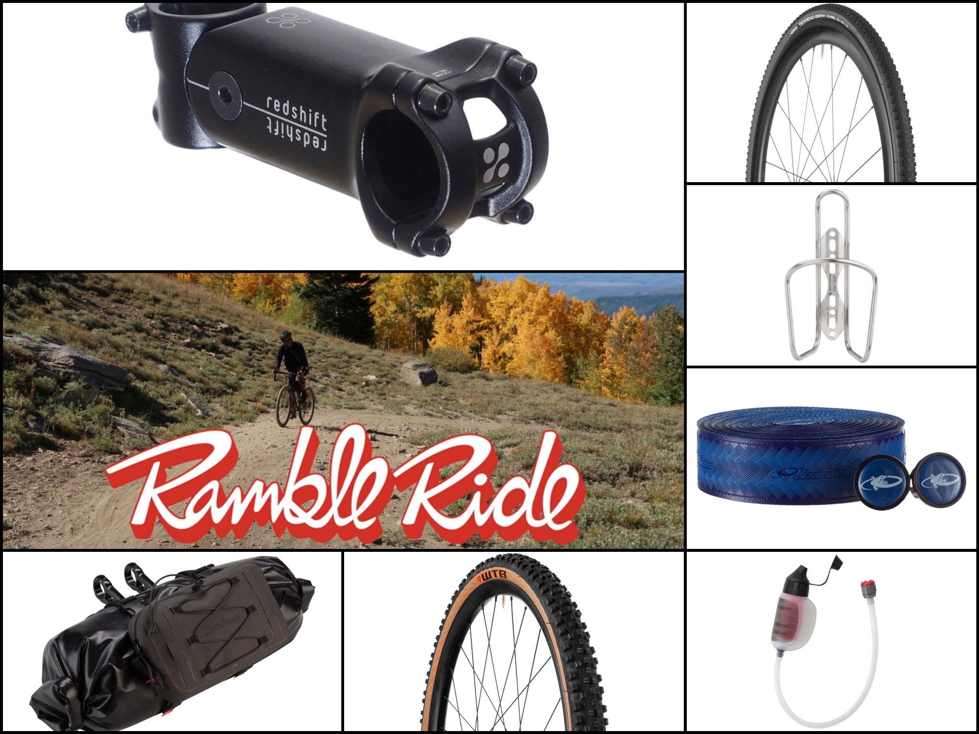 Eight great gifts for bikepackers and gravel grinders