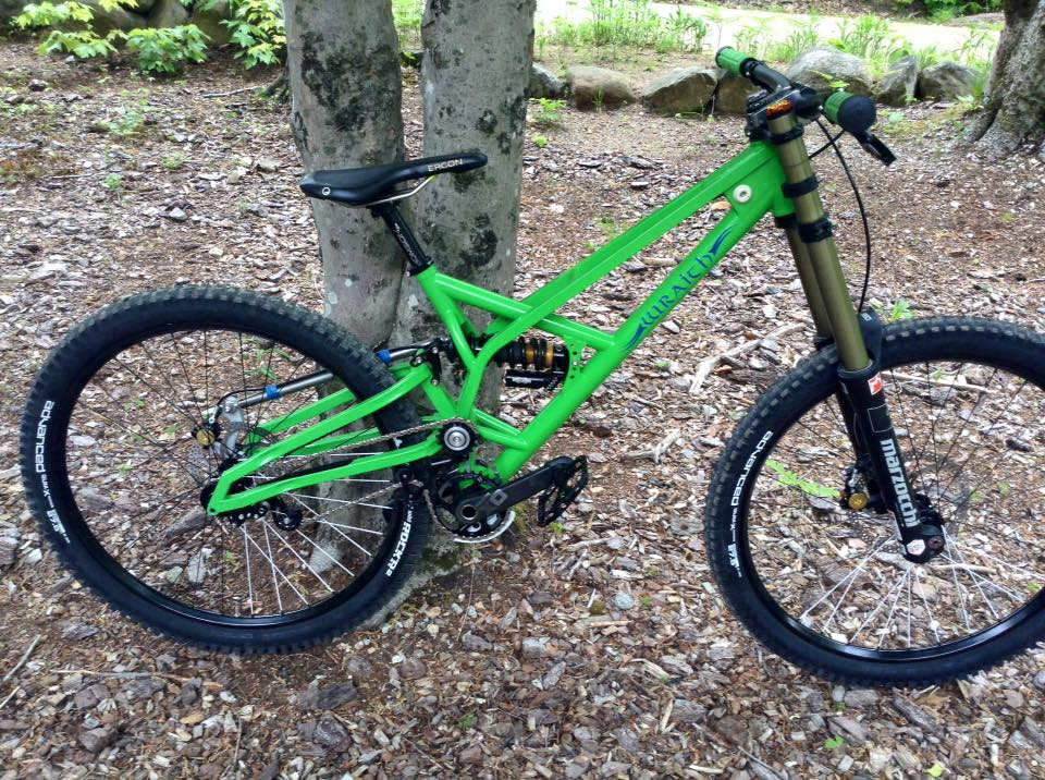 Steel Full Suspension Bikes-green.jpg