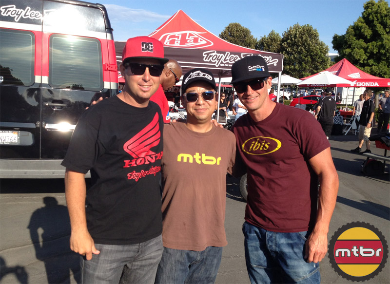 Jeremy McGrath, Gregg, Brian Lopes