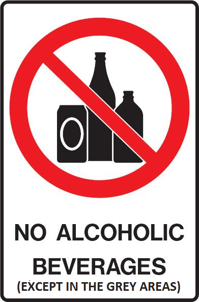 Beware!!! Zero tolerance by Forest Rangers on Avery Creek Rd. in Pisgah for drinking-greyarea.png