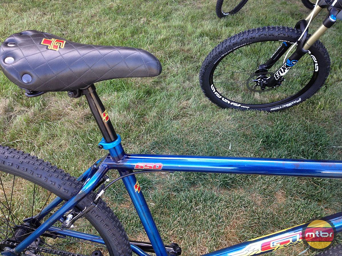 GT 650 BMX