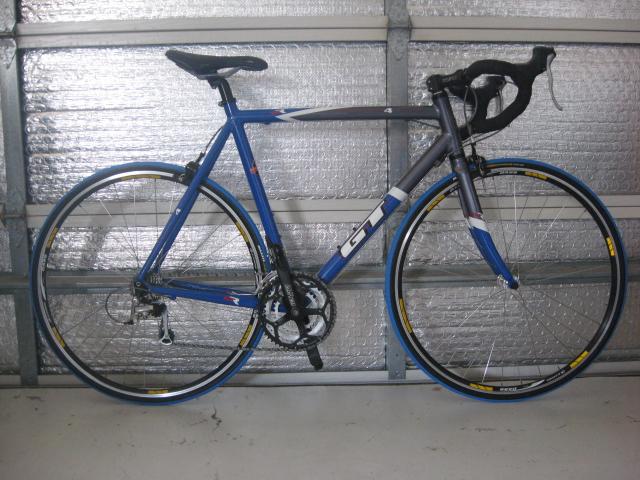 How much is my GT road bike worth Mtbrcom